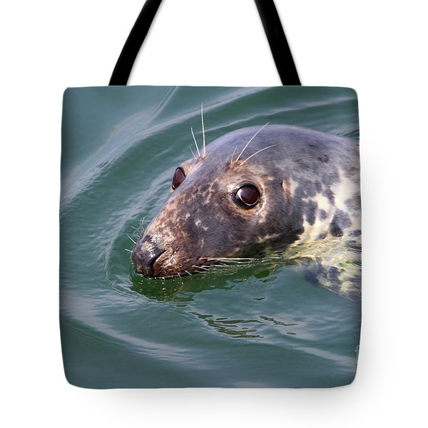 Sweet Seal Tote Bag