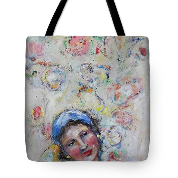 Sweet Secrets Tote Bag