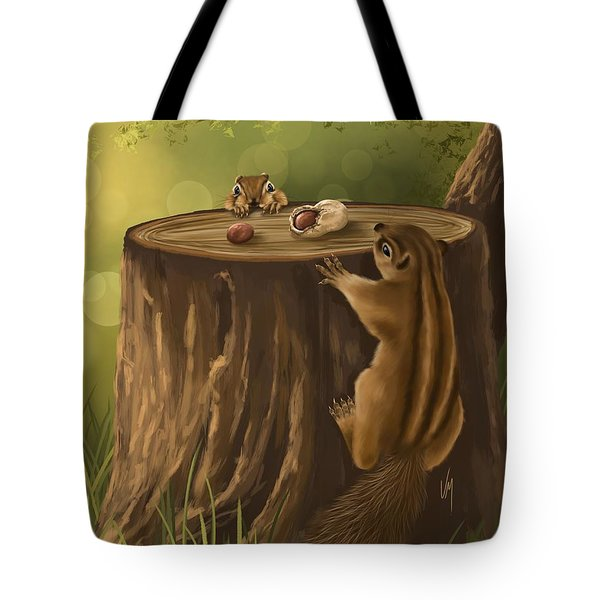 Sweet Snack Tote Bag