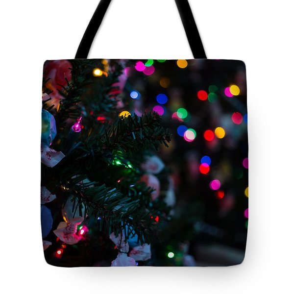 Sweet Sparkly Tote Bag