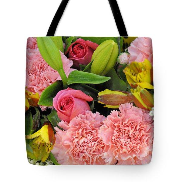 Sweet Surrender Tote Bag