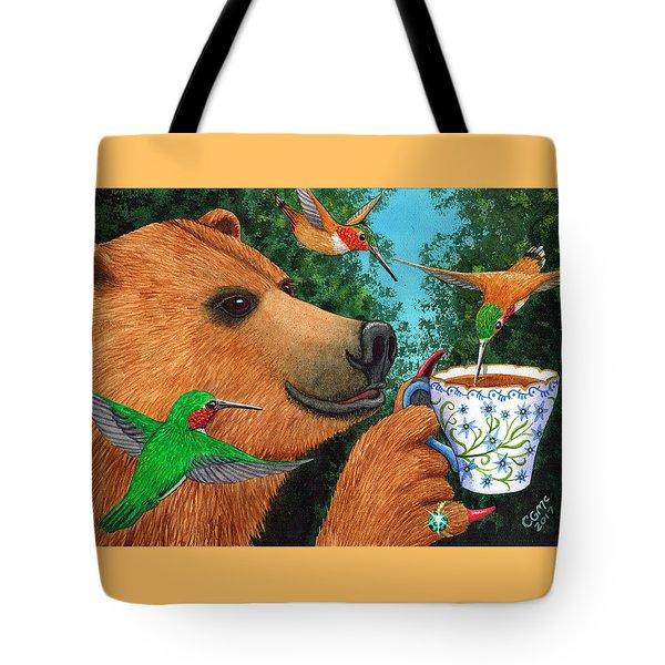Sweet Tea Tote Bag