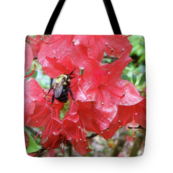Sweet To Be An Azalea Tree Tote Bag
