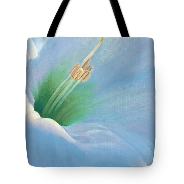 Sweet Whisper Tote Bag