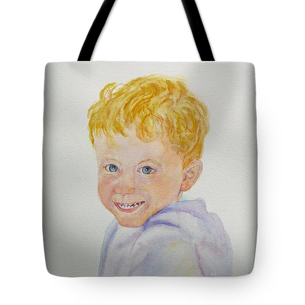 Sweety Tote Bag by Beatrice Cloake
