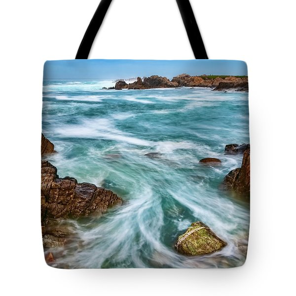 Tote Bag featuring the photograph Swept Away by Dan McGeorge