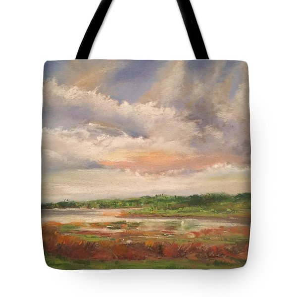 Swift Creek Va Tote Bag