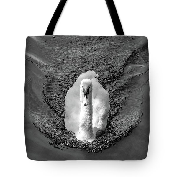 Swim Bnw Tote Bag