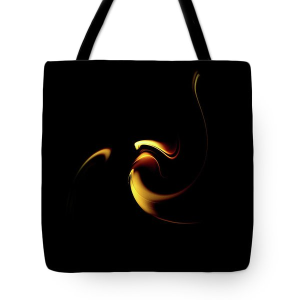 Swimming Away Tote Bag