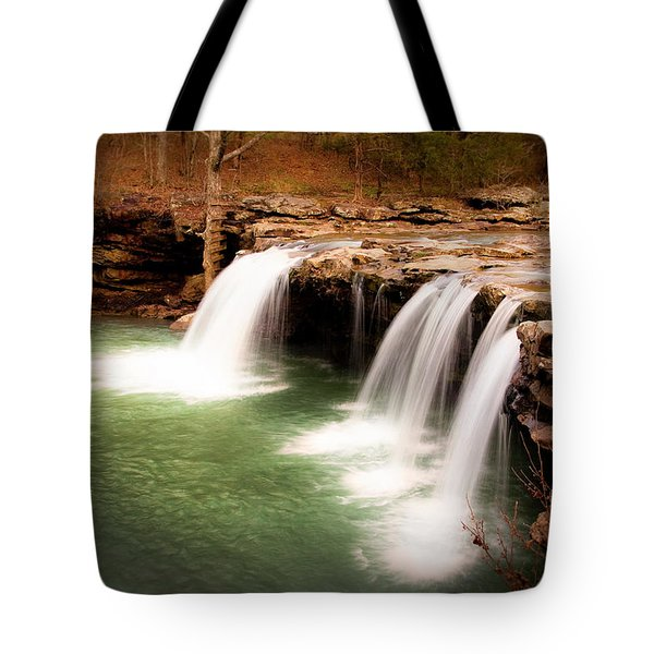 Swimming Hole Tote Bag by Tamyra Ayles