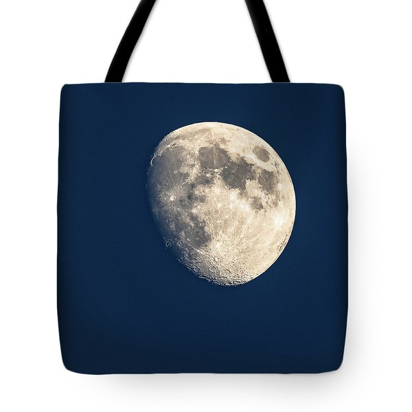 Swimming In The Deep Blue  Tote Bag