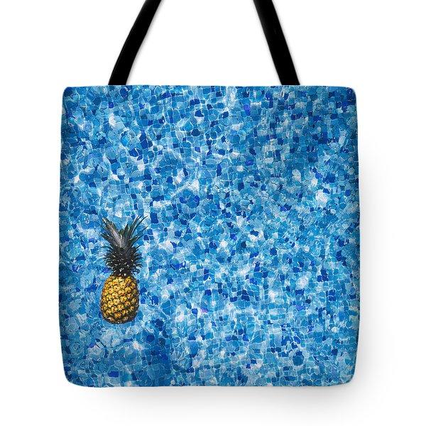 Swimming Pool Days Tote Bag