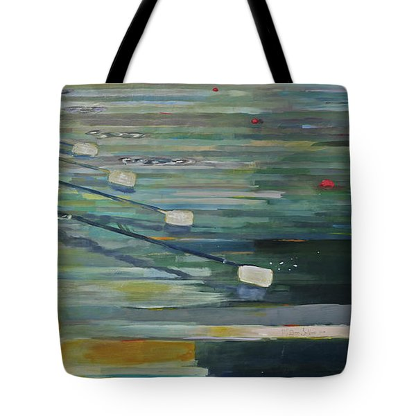 Swing Tote Bag by Revere La Noue