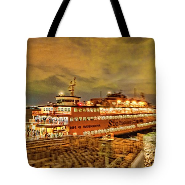 Swing The Tail Tote Bag