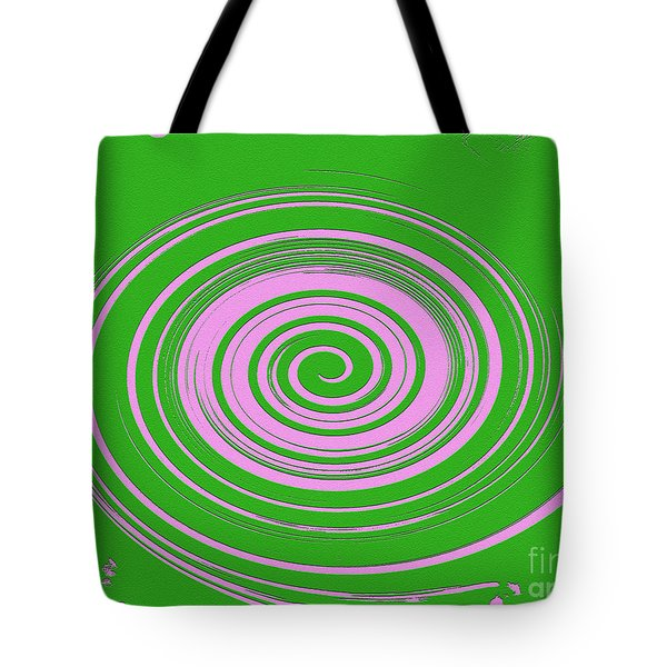 Swirl Abstract 2 Tote Bag