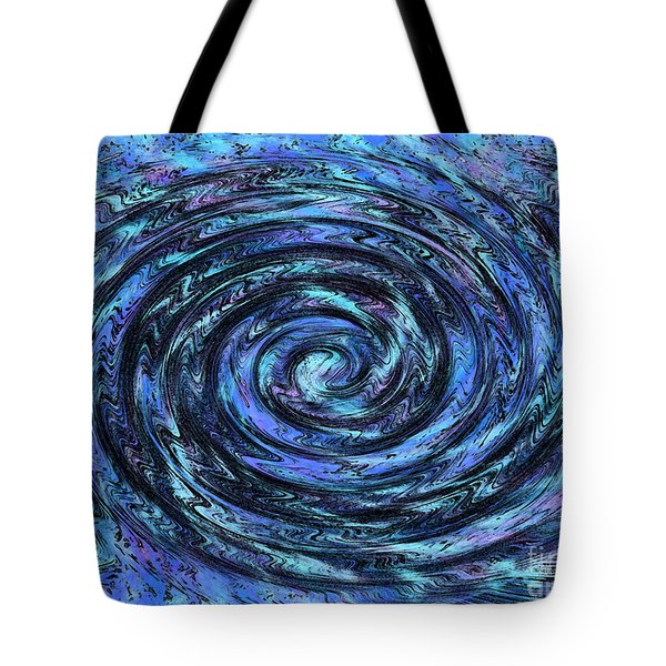 Swirl Abstract 5 Tote Bag
