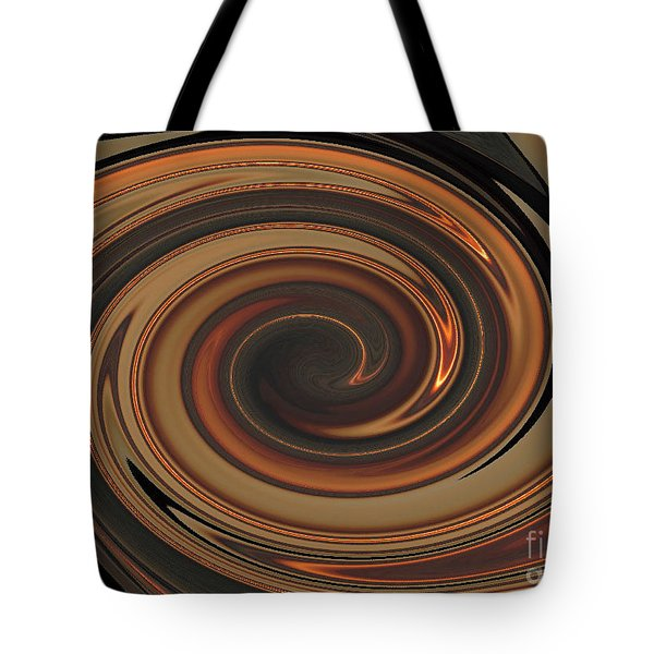 Swirl Abstract 7 Tote Bag
