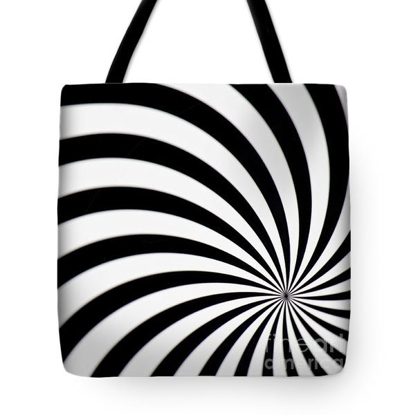 Swirl Tote Bag by Angela Doelling AD DESIGN Photo and PhotoArt