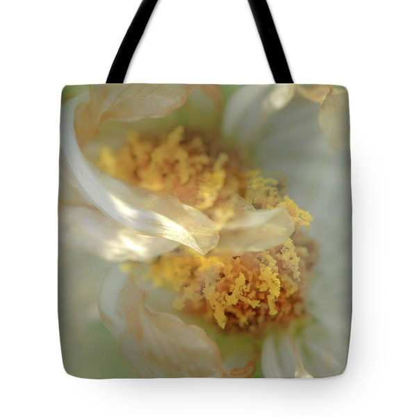 Flower Swirl.... Tote Bag
