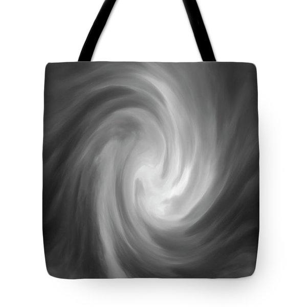 Swirl Wave Iv Tote Bag