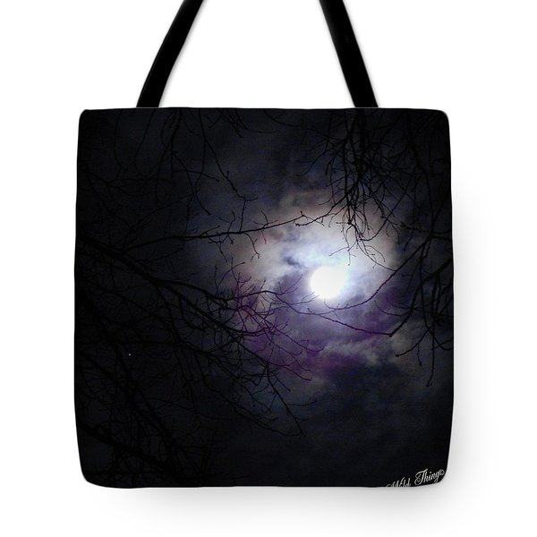 Swirling Around Tote Bag