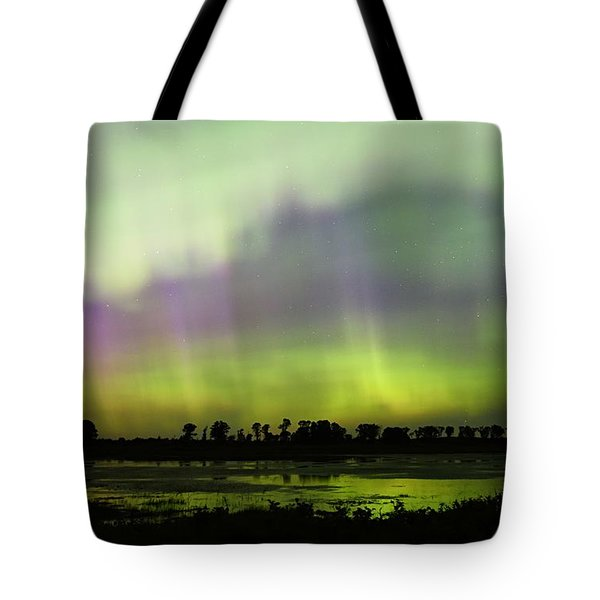 Tote Bag featuring the photograph Swirling Curtains 2 by Larry Ricker