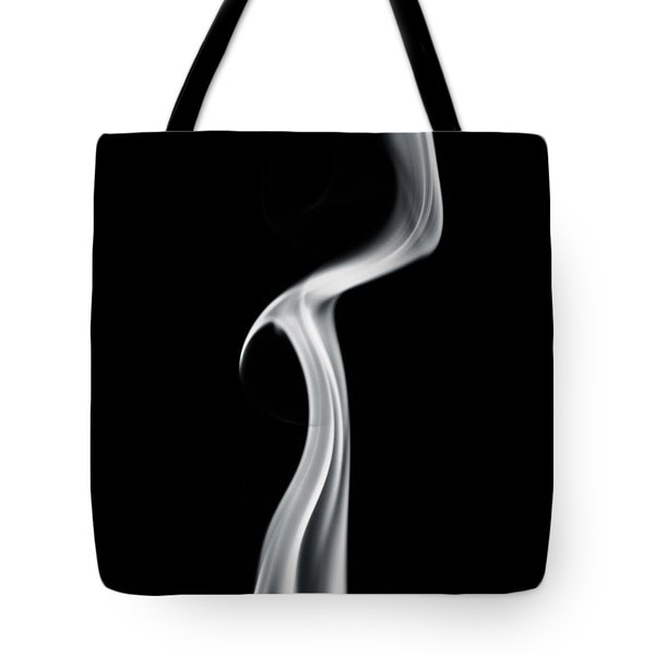 Swirling Hook Tote Bag