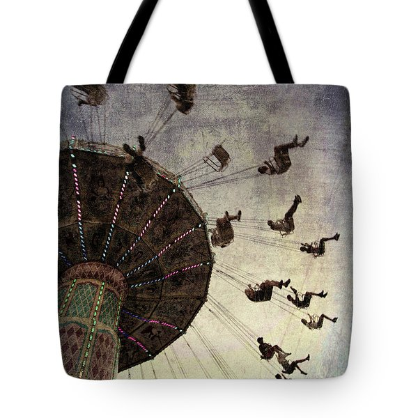 Tote Bag featuring the photograph Swirling.... by Russell Styles