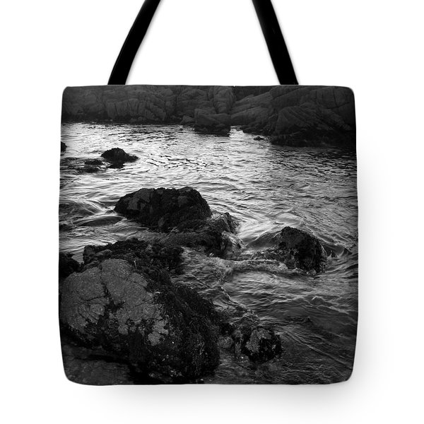 Swirling Tide Tote Bag