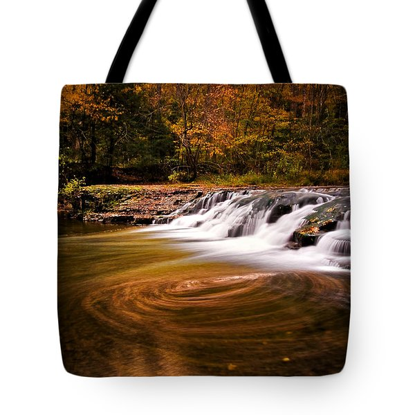 Swirlpool Tote Bag