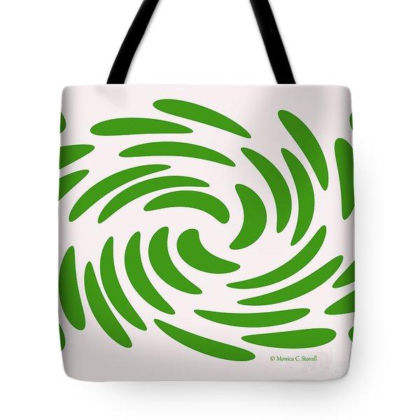 Swirls N Dots S1 Tote Bag