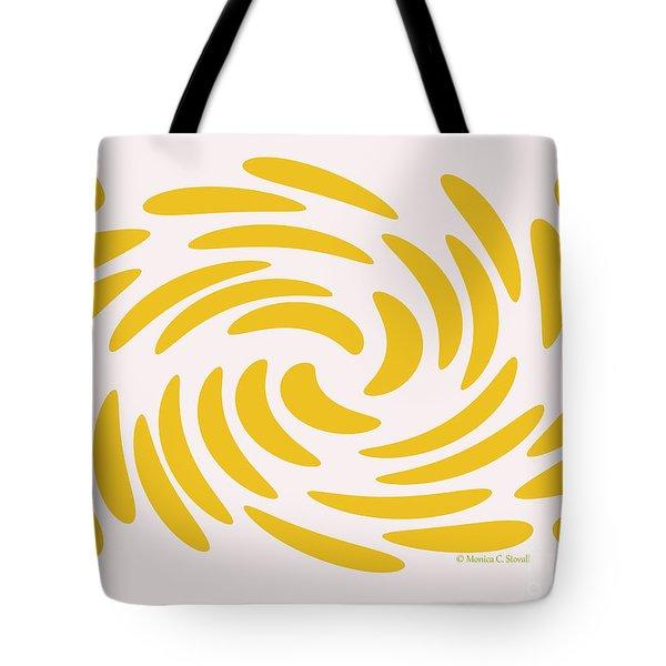 Swirls N Dots S3 Tote Bag