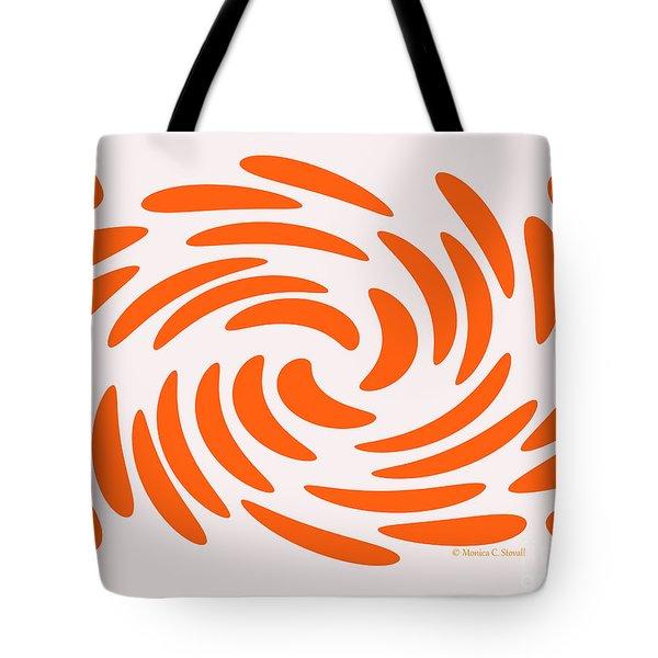 Swirls N Dots S5 Tote Bag