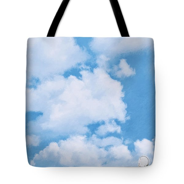 Swiss Lanes Tote Bag