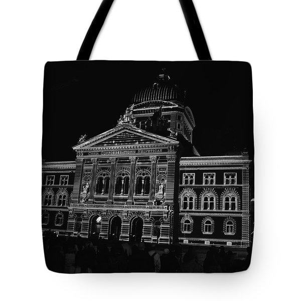 Swiss Parliament - Bern Tote Bag
