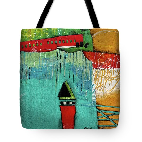Switch It Up Tote Bag