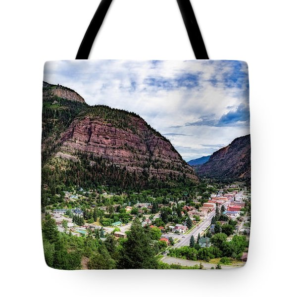 Tote Bag featuring the photograph Switzerland Of America by Bitter Buffalo Photography