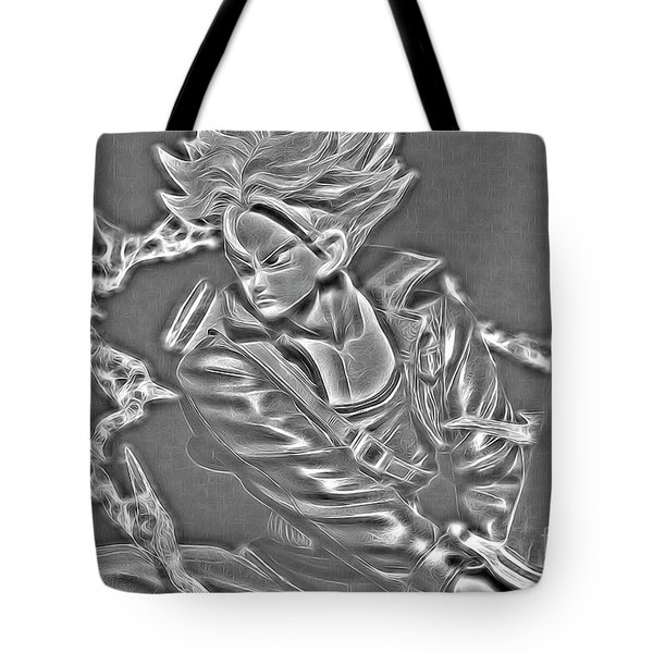 Sword Rush Trunks Tote Bag