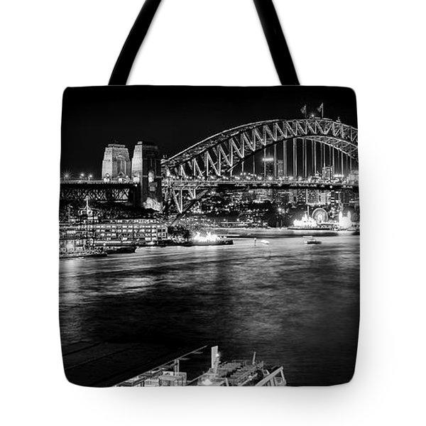 Sydney - Circular Quay Tote Bag