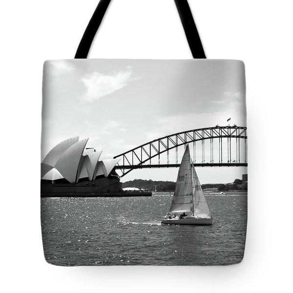Sydney Harbour No. 1-1 Tote Bag