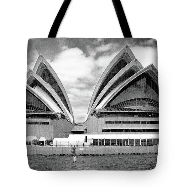 Sydney Opera House No. 1-1 Tote Bag by Sandy Taylor