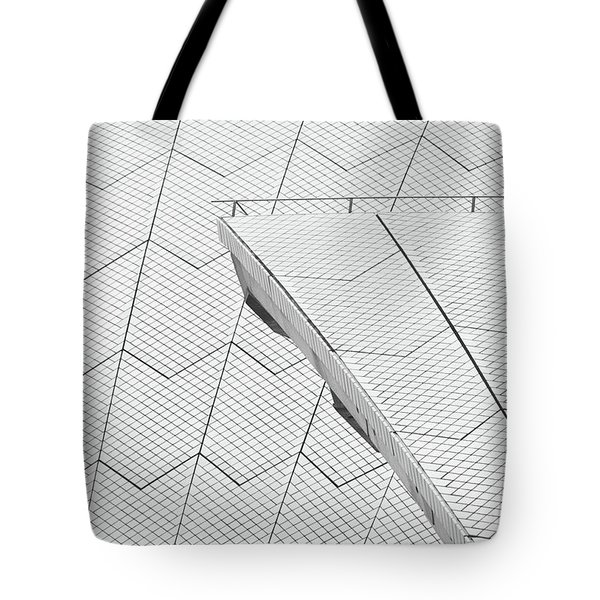 Sydney Opera House Roof No. 10-1 Tote Bag