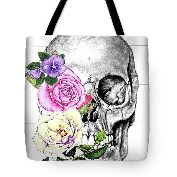 Symbol Of Change Tote Bag by Heidi Kriel