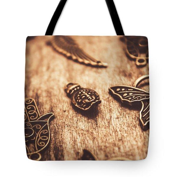 Symbols Of Zen Tote Bag