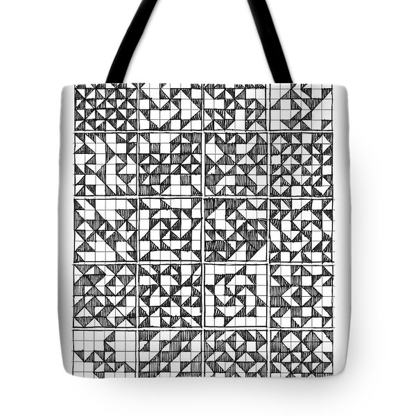 Symmetry Tote Bag