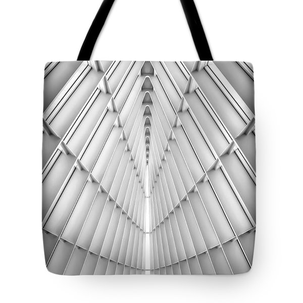 Symmetry Tote Bag by Scott Norris
