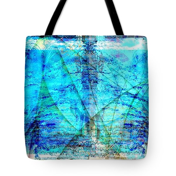 Symphonic Orchestra Tote Bag