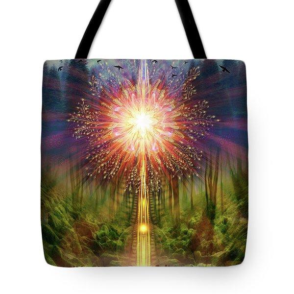 Symphonophobia Grounding Tote Bag