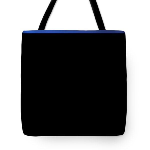 Symphony In Blue - Movement 3 - 2 Tote Bag