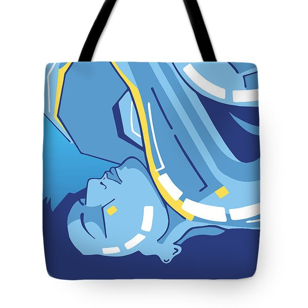Symphony In Blue - Movement 4 - 2 Tote Bag